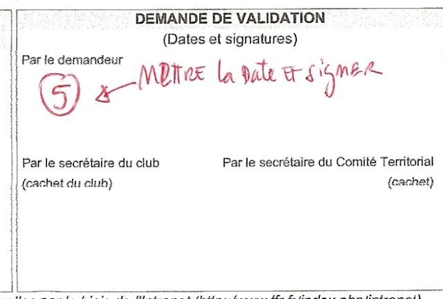 POST des Reichel B, Balandrade & Philiponeau (saison 2009/2010) Licenc27