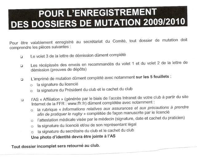 POST des Reichel B, Balandrade & Philiponeau (saison 2009/2010) Licenc28