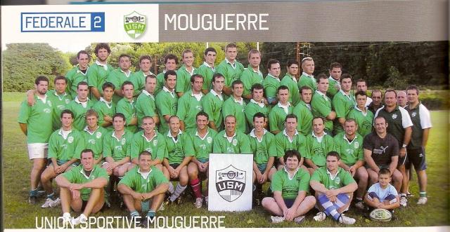 Saison 2009/2010 : 18ème journée (Mouguerre/BTS) Usm_2010