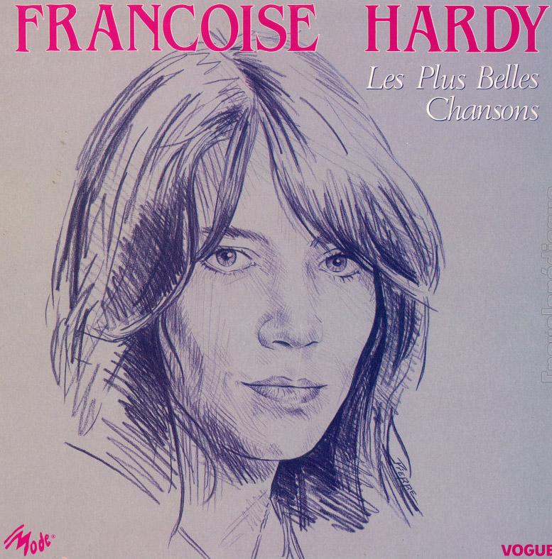 Portraits au crayon de Françoise Hardy 9018210