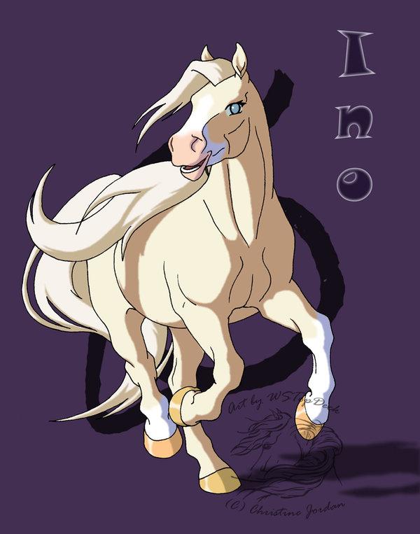 Картинки лошади из наруто