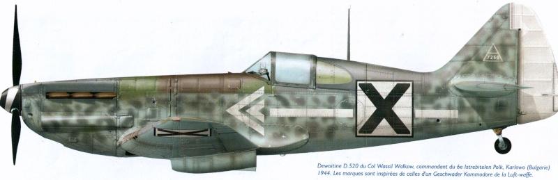 Dewoitine D-520(France) 00123
