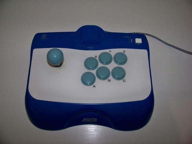 Finale - Les pads arcades Dc41010