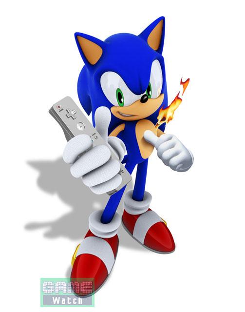 Dessinez, c'est gagné ! - Page 4 Sonic010