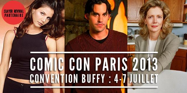 Convention à Paris [4 au 7 juillet 2013] - 10 ans de la série 96005610