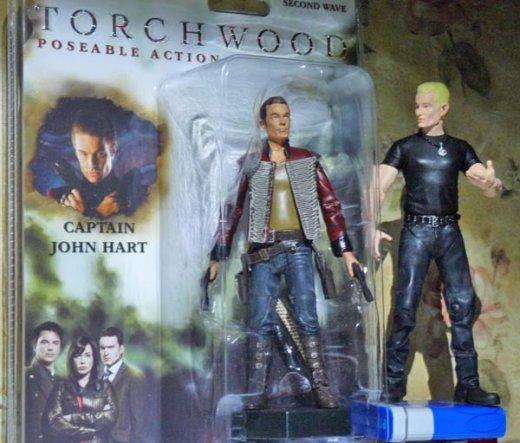 Figurine John Hart [Torchwood] James-10