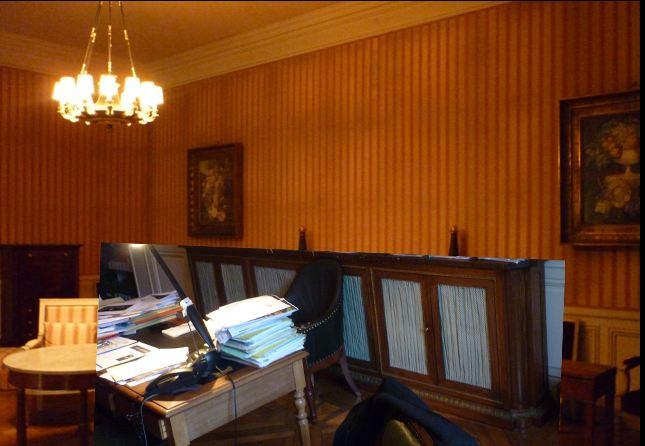 Visite ateliers de restauration du Château Captur13