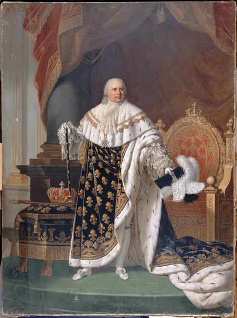 Exposition « Trônes en majesté, l'autorité et son symbole » - Page 7 Lefavr10