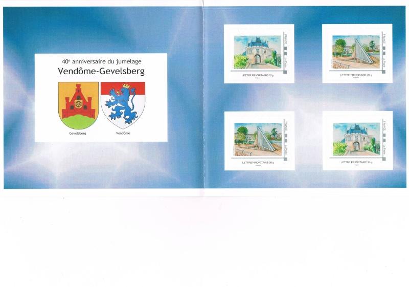 41 - Vendôme - Société Philatélique 41_40e10