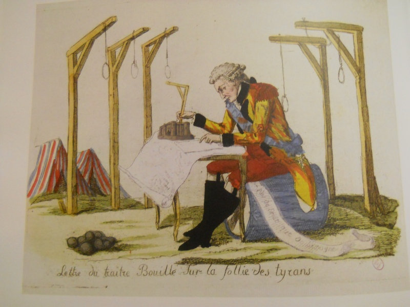 Le marquis de Bouillé Carnav74