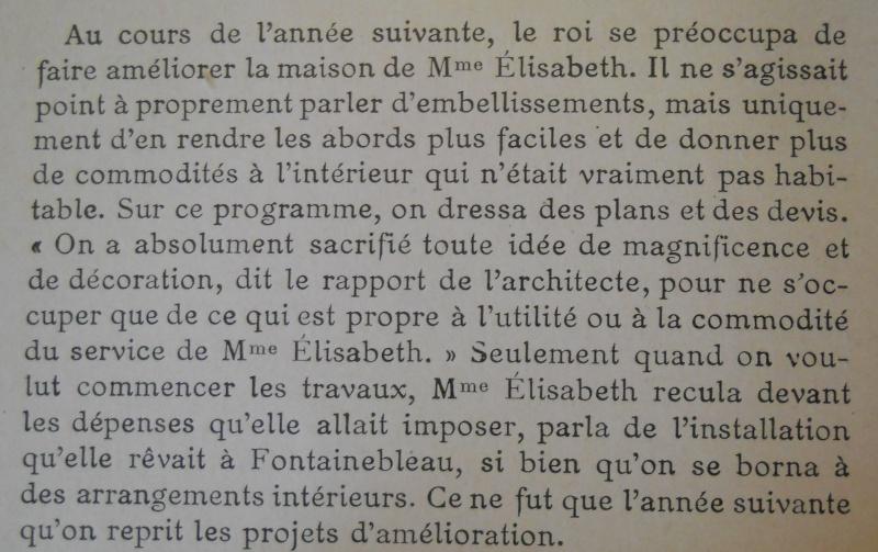 Le domaine de Madame Elisabeth - Page 11 Elisab11