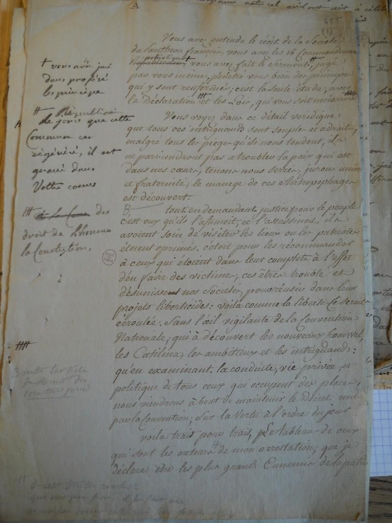 Palloy et le mythe de la Bastille - Page 13 Pallo101