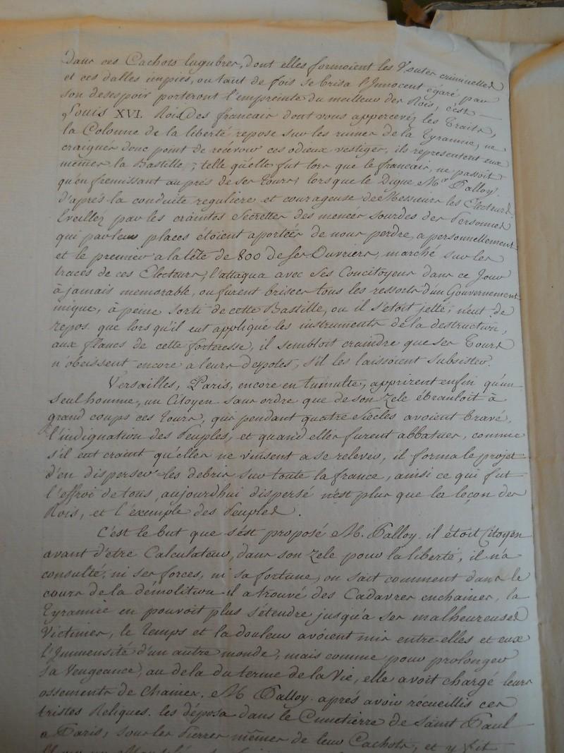 Palloy et le mythe de la Bastille - Page 11 Palloy58