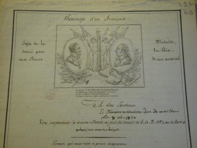 Palloy et le mythe de la Bastille - Page 13 Palloy61