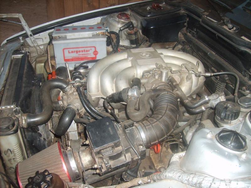 [BMW 525 i E34] Ordre d'allumage inversé S5004412