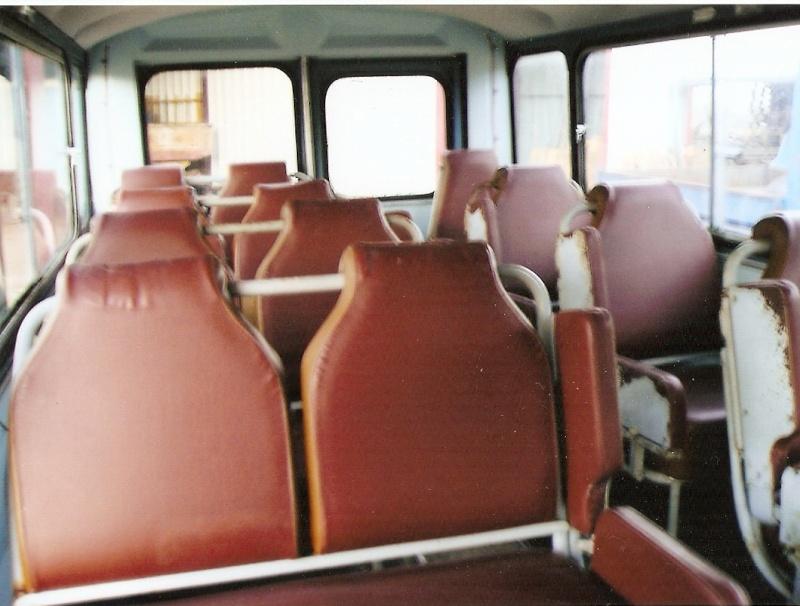 Présentation : HW CURRUS Mini-bus 18 places ( 1974) 510