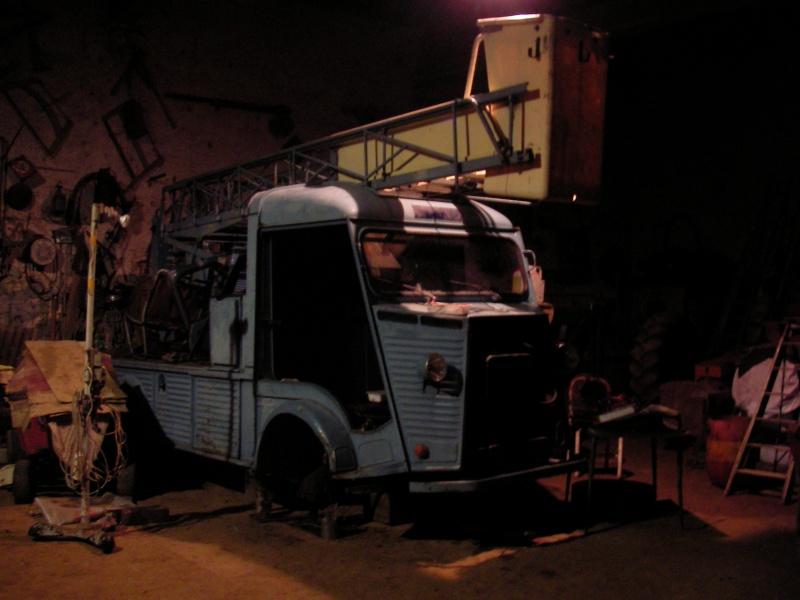 Présentation & Restauration : Remis en route HY EDF Sany0029