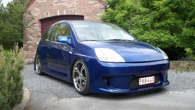 ma petite titine bleu Ford2010