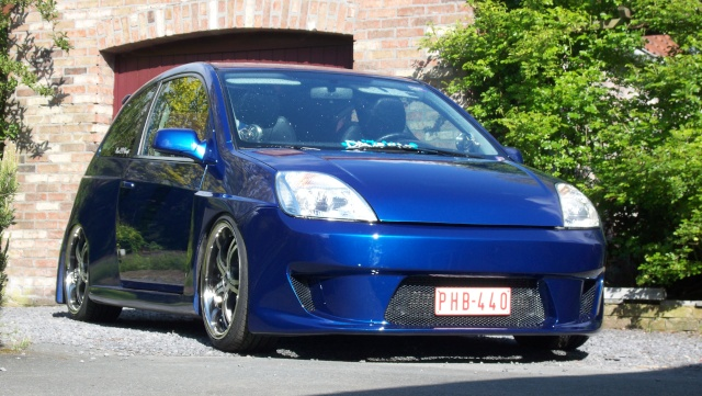 ma petite titine bleu Ford2011