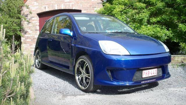 ma petite titine bleu Ford2012