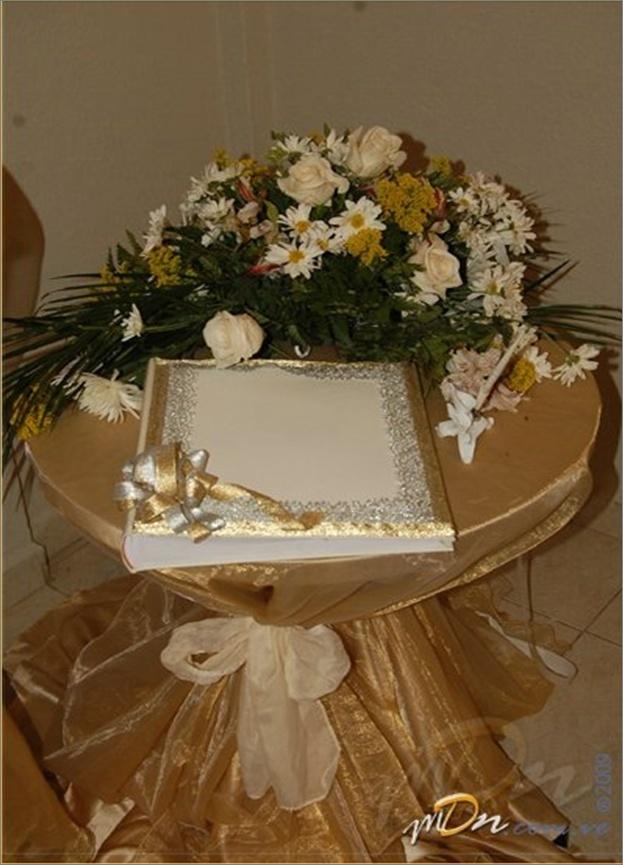 Decoraciones en Dorado Imagen16