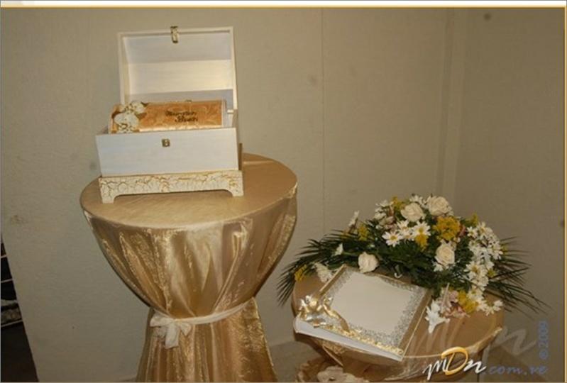 Decoraciones en Dorado Imagen17