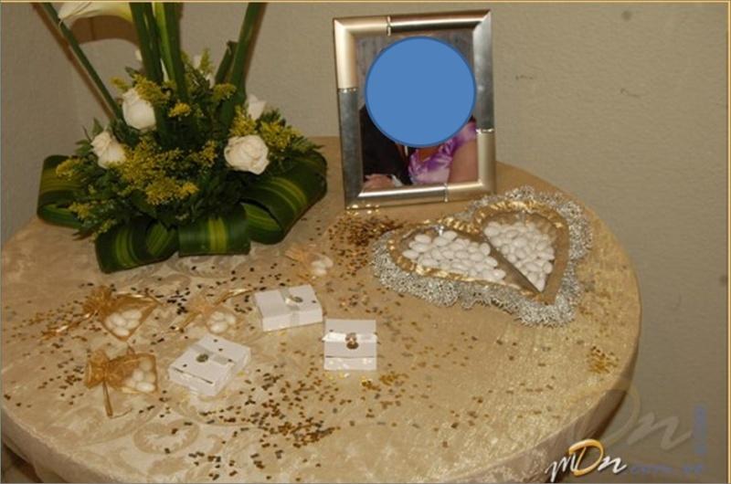 Decoraciones en Dorado Imagen18
