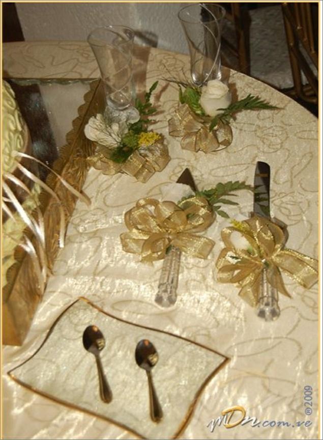 Decoraciones en Dorado Imagen19
