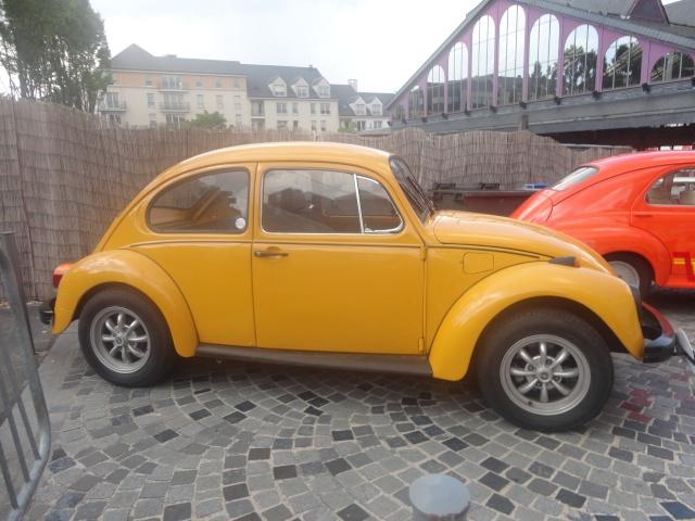 Exposition anciennes voitures des films/series TV a Noisy le Grand Dsc01215