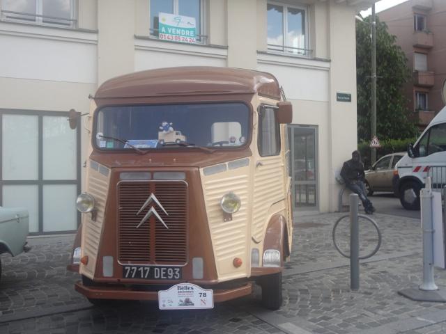 Exposition anciennes voitures des films/series TV a Noisy le Grand Dsc01218