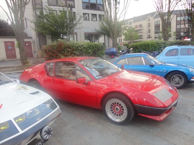 Exposition anciennes voitures des films/series TV a Noisy le Grand Dsc01310