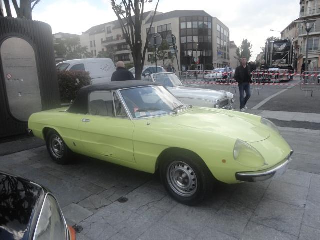 Exposition anciennes voitures des films/series TV a Noisy le Grand Dsc01311