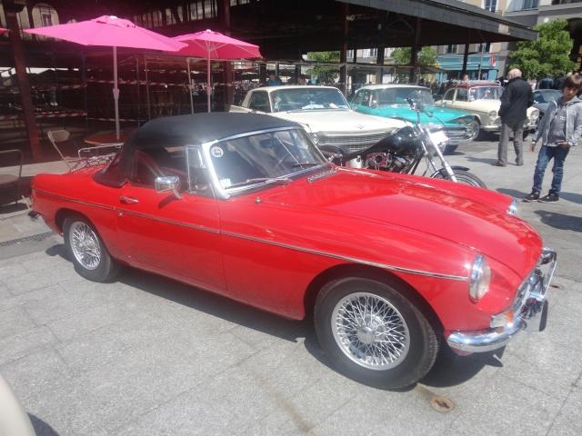 Exposition anciennes voitures des films/series TV a Noisy le Grand Dsc01313