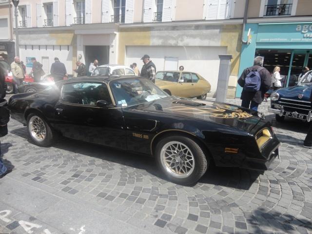 Exposition anciennes voitures des films/series TV a Noisy le Grand Dsc01314