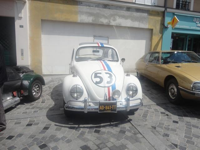 Exposition anciennes voitures des films/series TV a Noisy le Grand Dsc01316