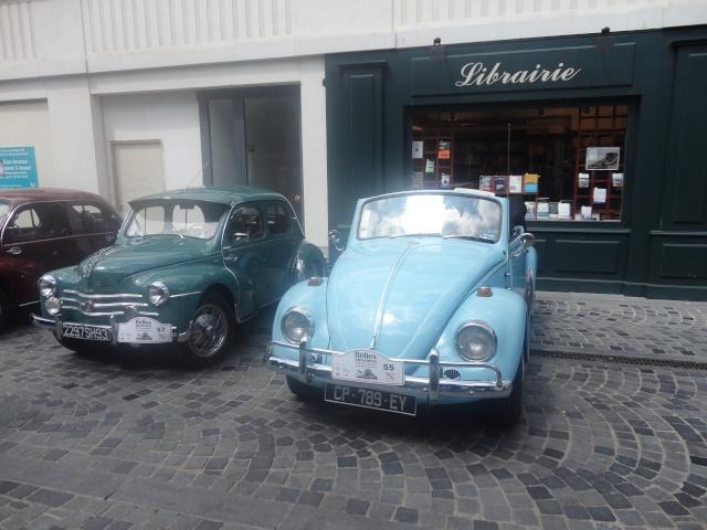 Exposition anciennes voitures des films/series TV a Noisy le Grand Dsc01318