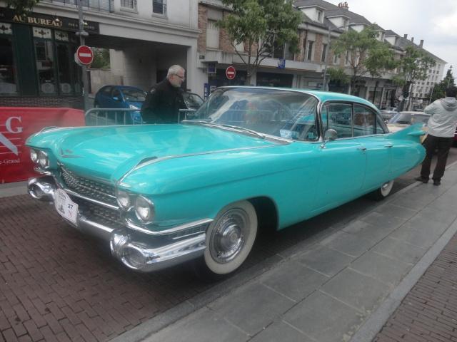 Exposition anciennes voitures des films/series TV a Noisy le Grand Dsc01320