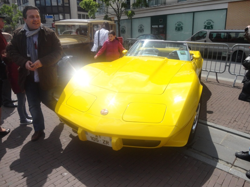 Exposition anciennes voitures des films/series TV a Noisy le Grand Dsc01321