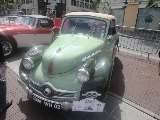 Exposition anciennes voitures des films/series TV a Noisy le Grand Dsc01325