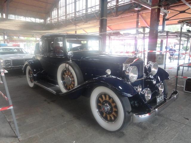 Exposition anciennes voitures des films/series TV a Noisy le Grand Dsc01327