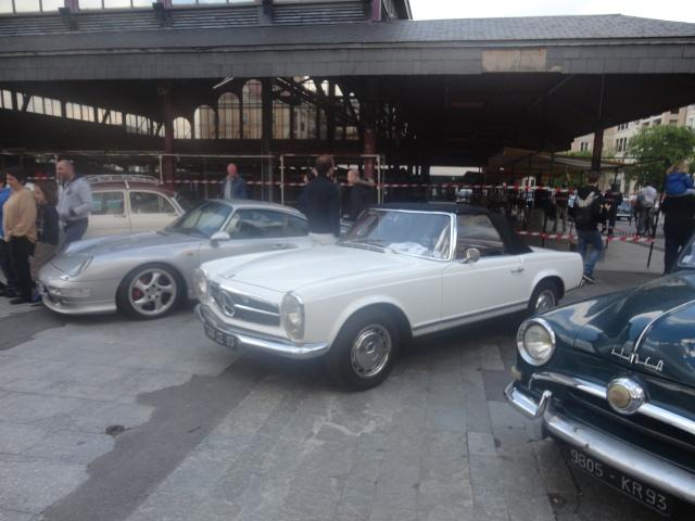 Exposition anciennes voitures des films/series TV a Noisy le Grand Dsc01332