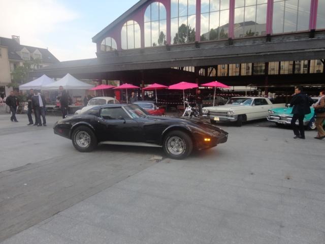 Exposition anciennes voitures des films/series TV a Noisy le Grand Dsc01333