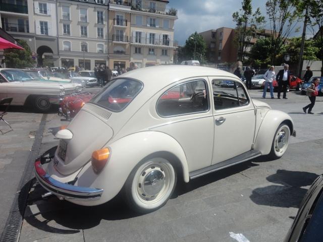 Exposition anciennes voitures des films/series TV a Noisy le Grand Dsc01335