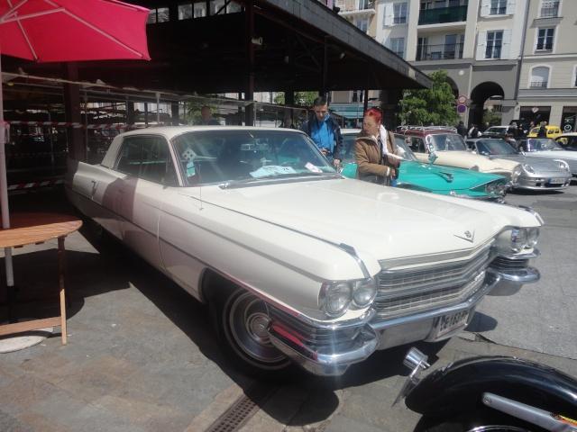 Exposition anciennes voitures des films/series TV a Noisy le Grand Dsc01336