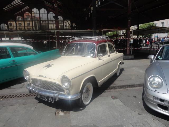 Exposition anciennes voitures des films/series TV a Noisy le Grand Dsc01337