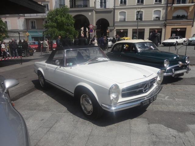 Exposition anciennes voitures des films/series TV a Noisy le Grand Dsc01338