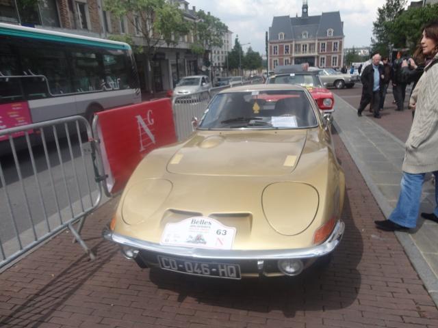 Exposition anciennes voitures des films/series TV a Noisy le Grand Dsc01339