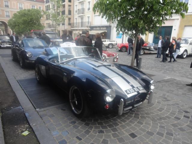 Exposition anciennes voitures des films/series TV a Noisy le Grand Dsc01341