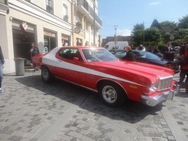 Exposition anciennes voitures des films/series TV a Noisy le Grand Dsc01411