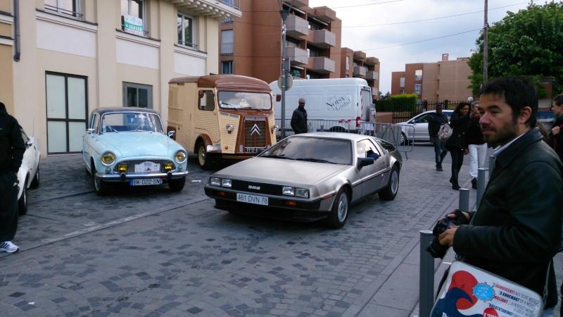 Exposition anciennes voitures des films/series TV a Noisy le Grand Dsc_0010